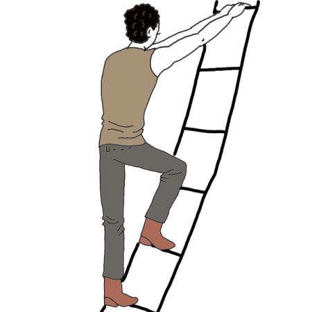 Person climbing ladder png. Superstition dictionary auntyflo com
