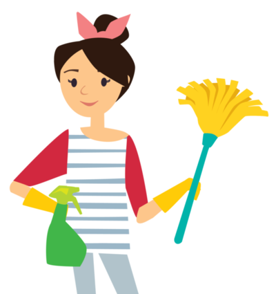 Cleaner clipart cleansing. House cleaning cartoons group