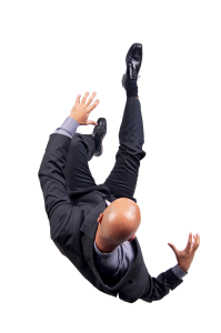 Person falling png. Guy image