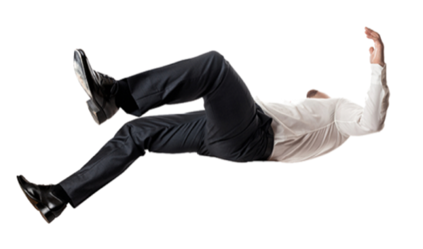 Person falling png. Man freetoedit sticker by