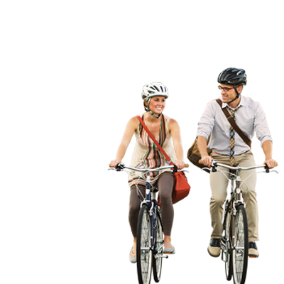 Person on bike png. Cycling sport images cyclist