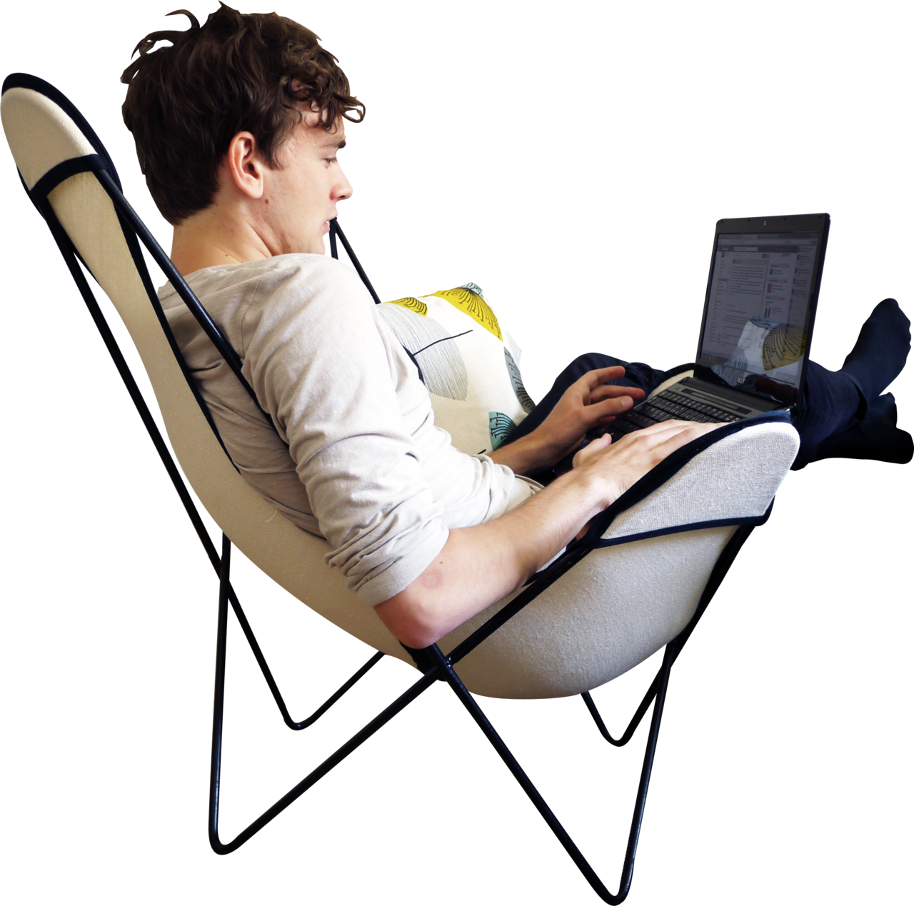 Person sitting in chair png. Office pinterest photoshop people