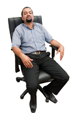 Person sitting in chair png. Man images free download