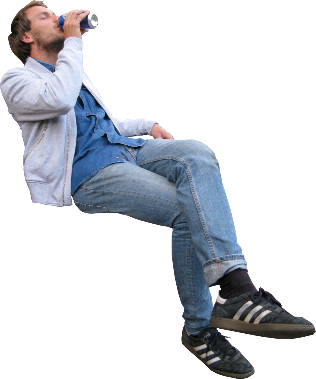 Person sitting on bench png. Clip art man transprent