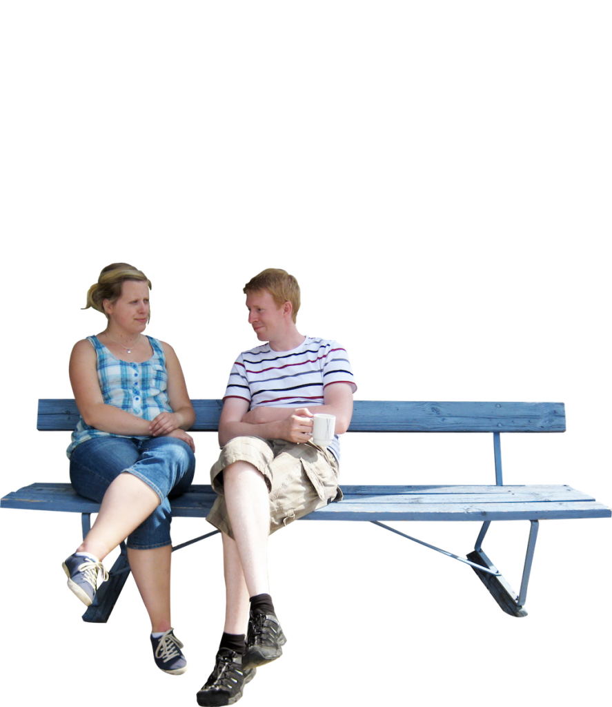 Person sitting on bench png. Park image purepng free