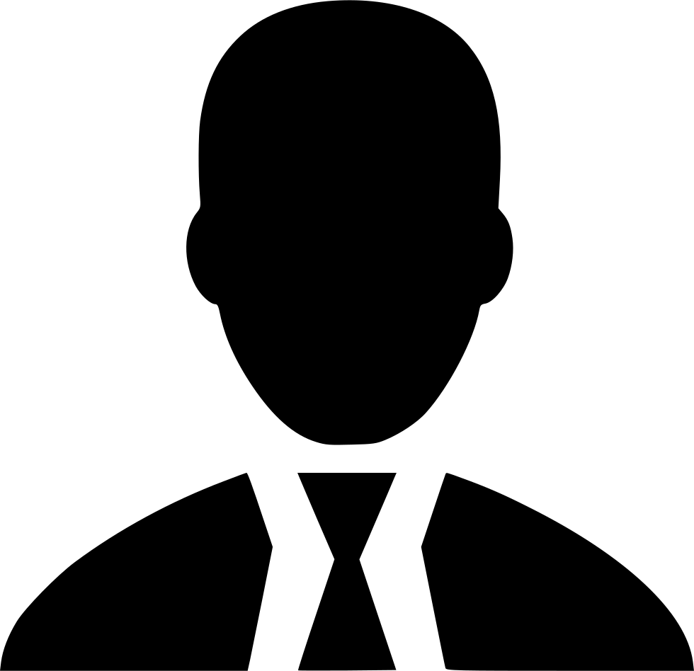Person svg bussiness. Business png icon free