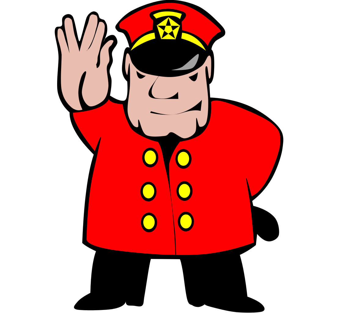 Person svg police. File man twinkle simple
