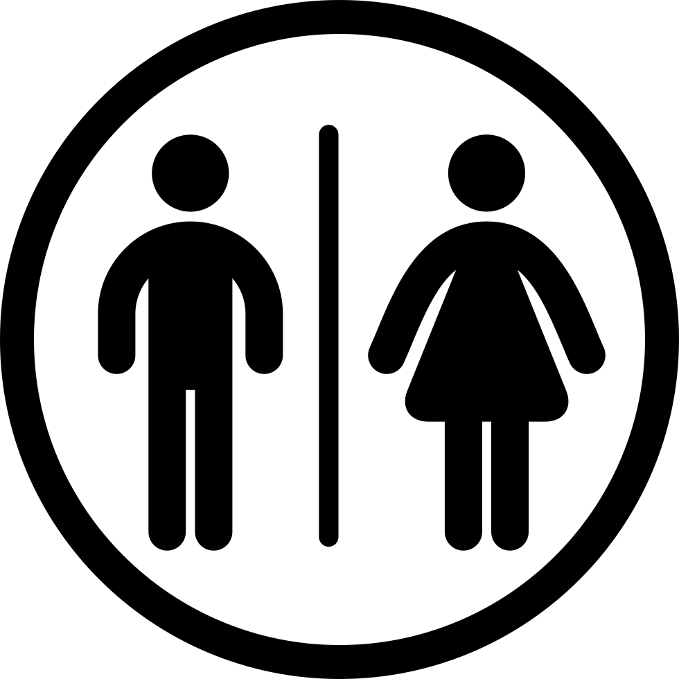 Png icon free download. Person svg restroom image download