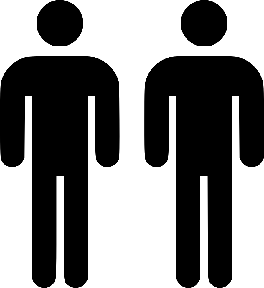 Person svg two. Users people png icon