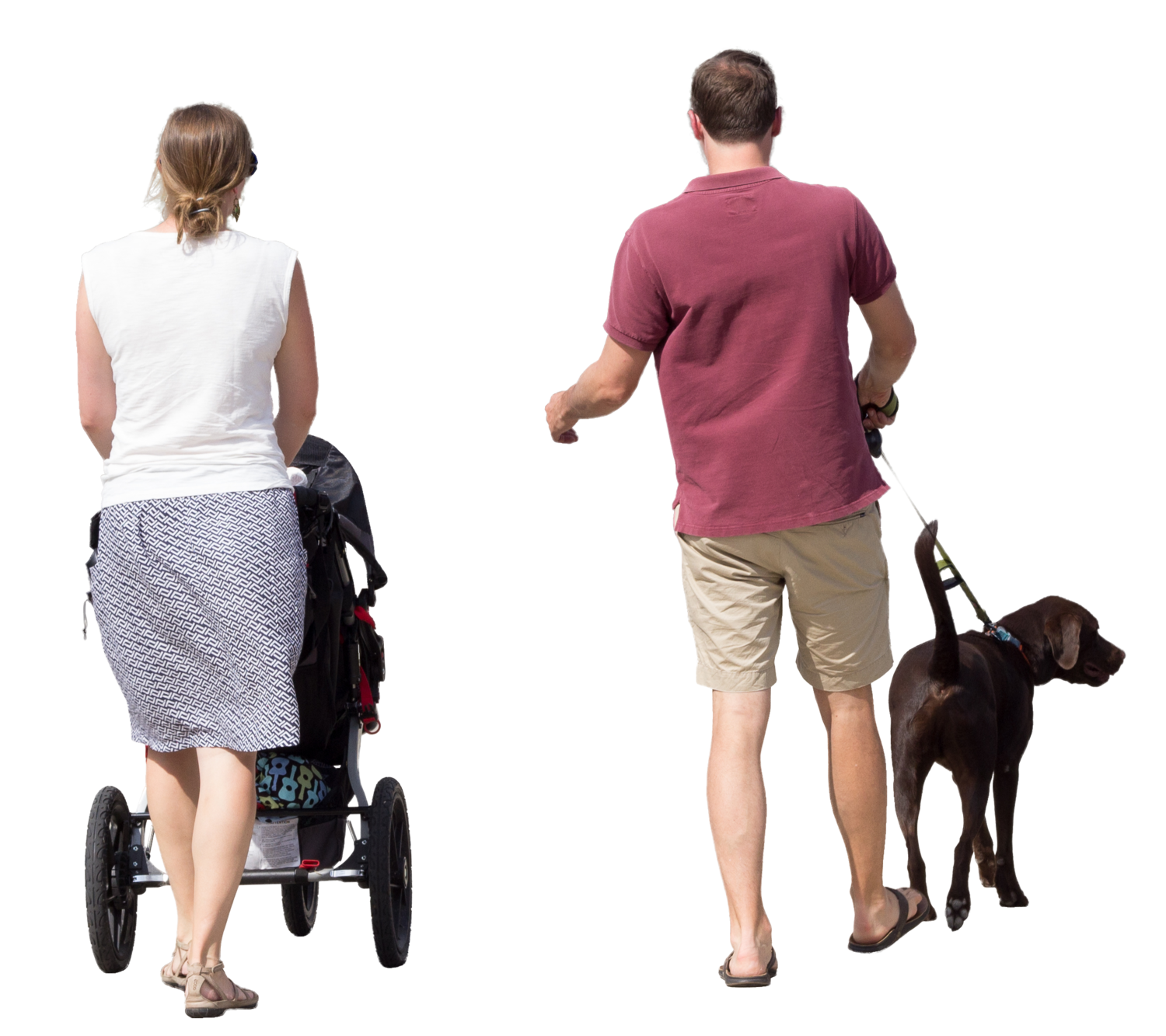 Family walking png. Img material pinterest photoshop