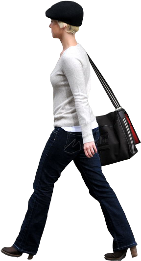 Person walking side view png. Download hd people x