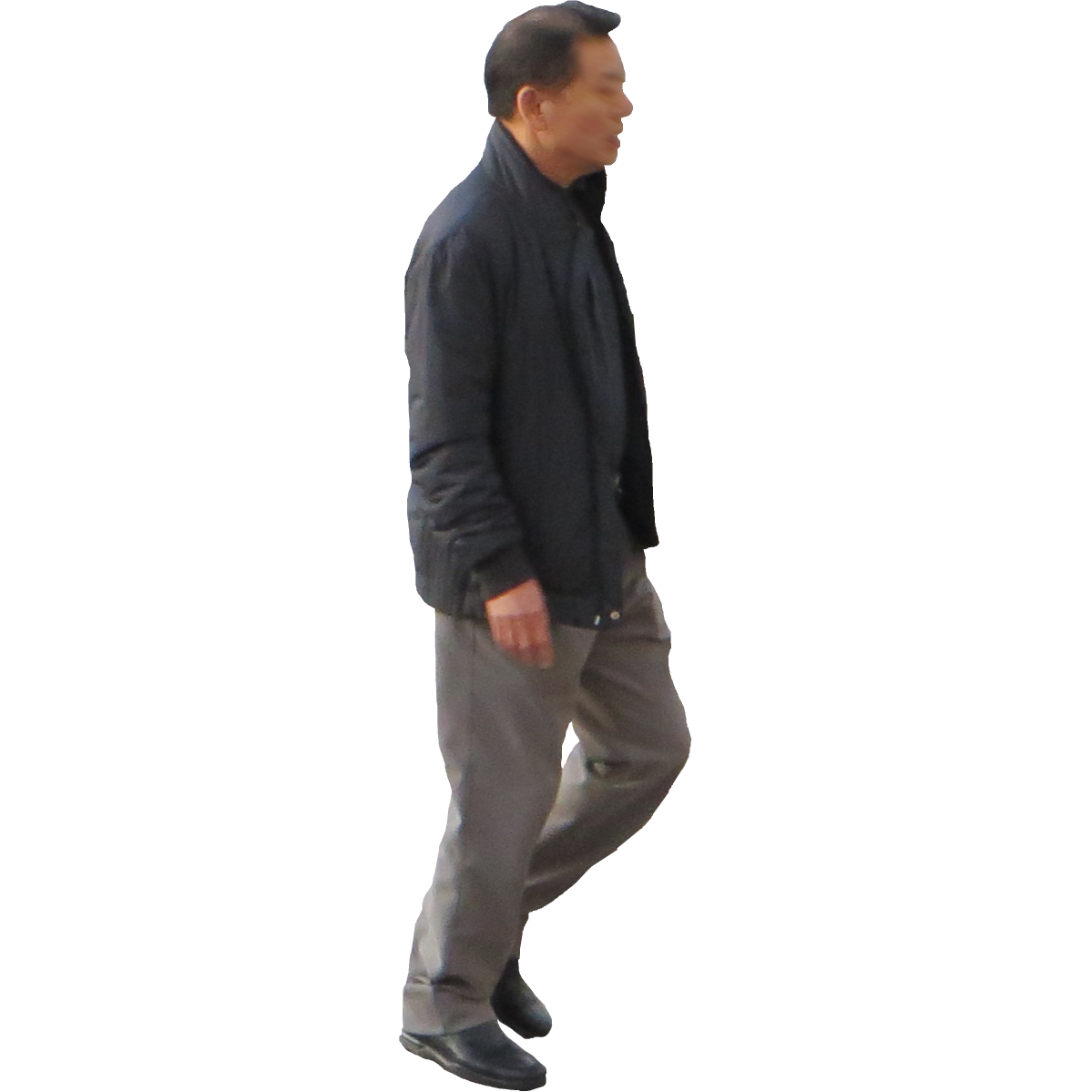 Person walking side view png. Images in collection page