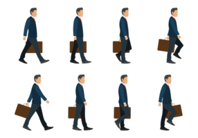Walk vector family shopping. Cycle silhouette download free