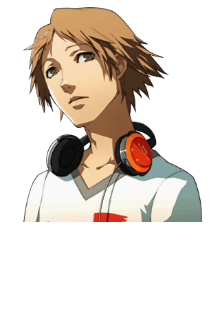 Persona 4 golden png. The cutting room floor