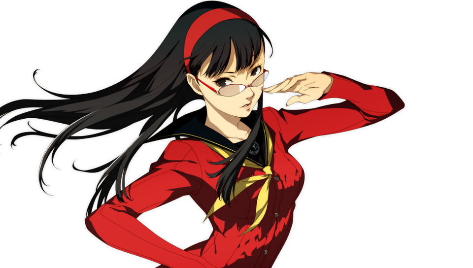 Persona 4 golden png. Ot love is the