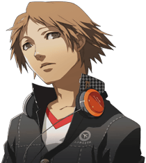 Persona 4 yosuke png. The cutting room floor