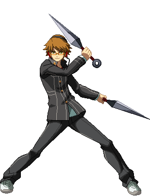 Persona 4 yosuke png. Image sprite heroes wiki