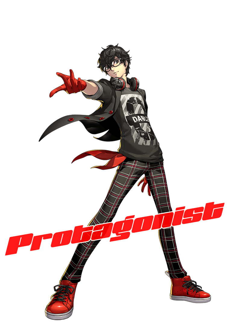 Persona 5 the animation png. Dancing in starlight