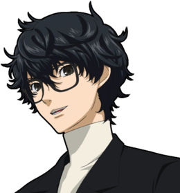 Persona 5 attack png. Unused graphics the cutting