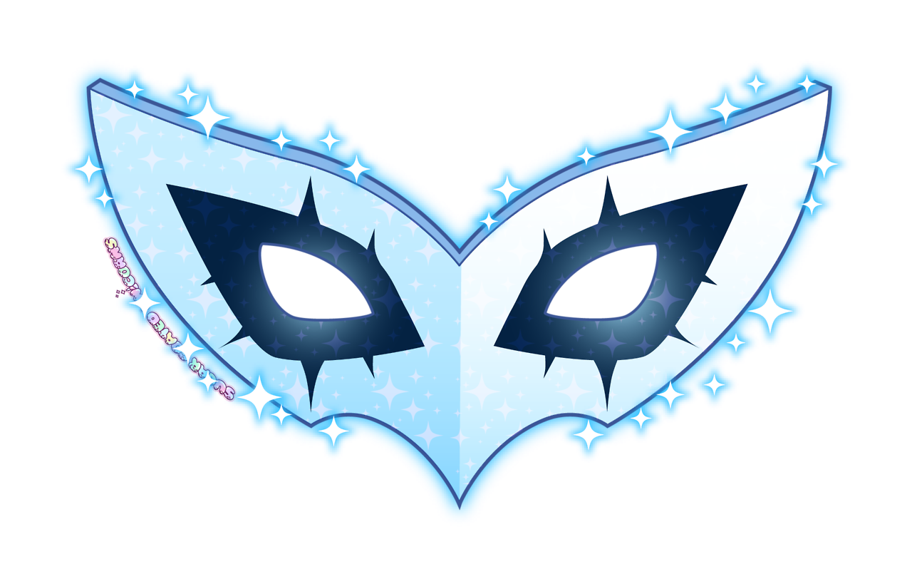 persona 5 mask png