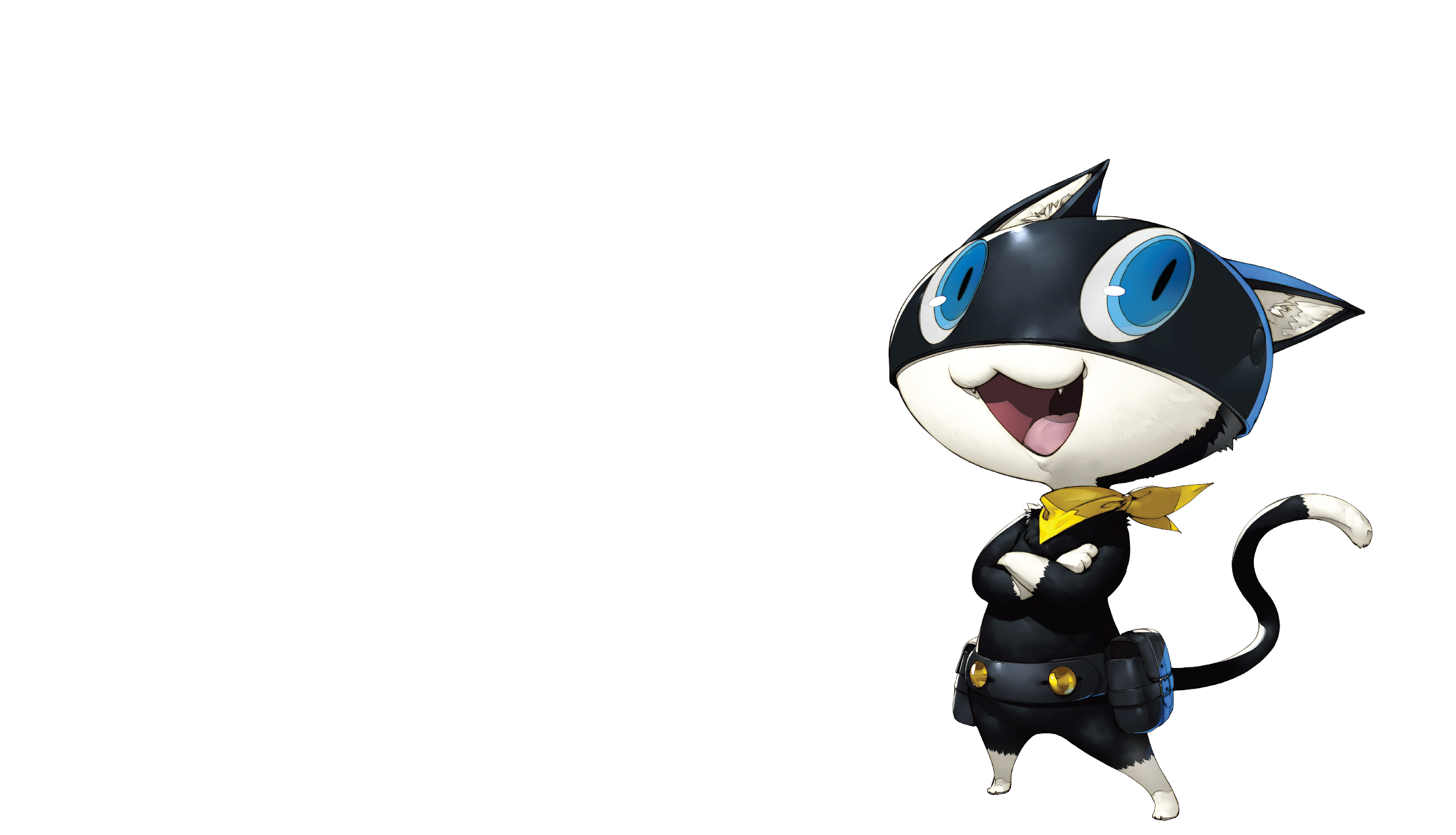 Persona 5 morgana png. Holiday published by atlus