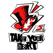 Persona 5 png. Small buttons spreadshirt