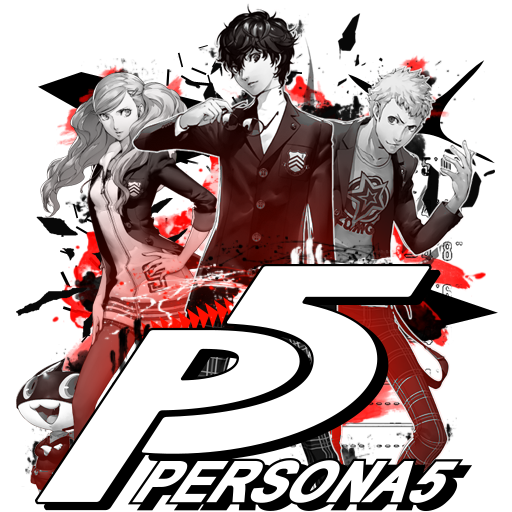 Persona 5 png. Image