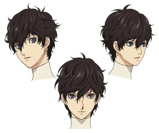 Persona 5 the animation png. Zerochan anime image board