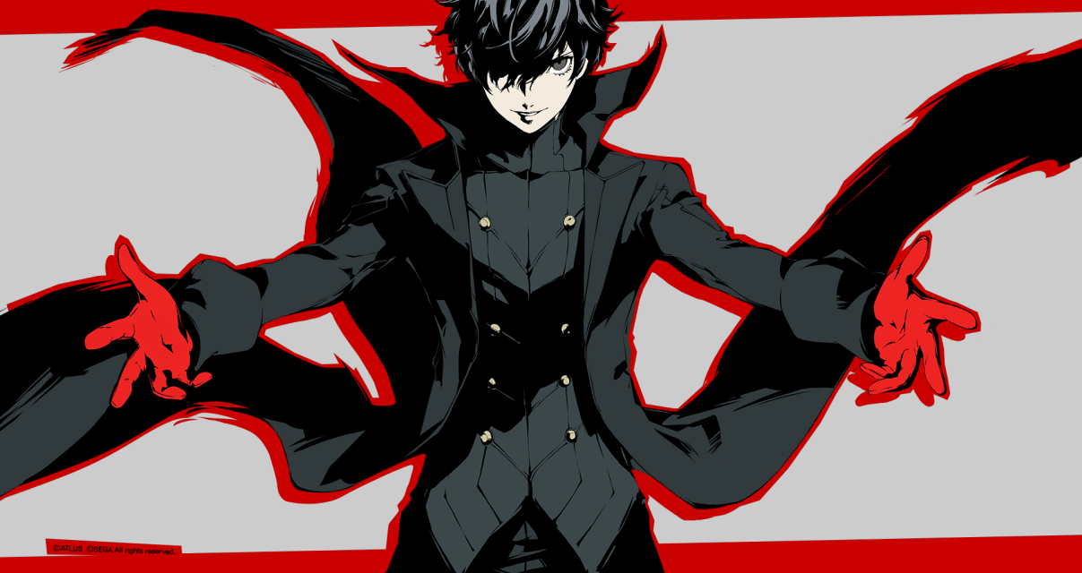 Persona 5 the animation png. Pin by gracia irena