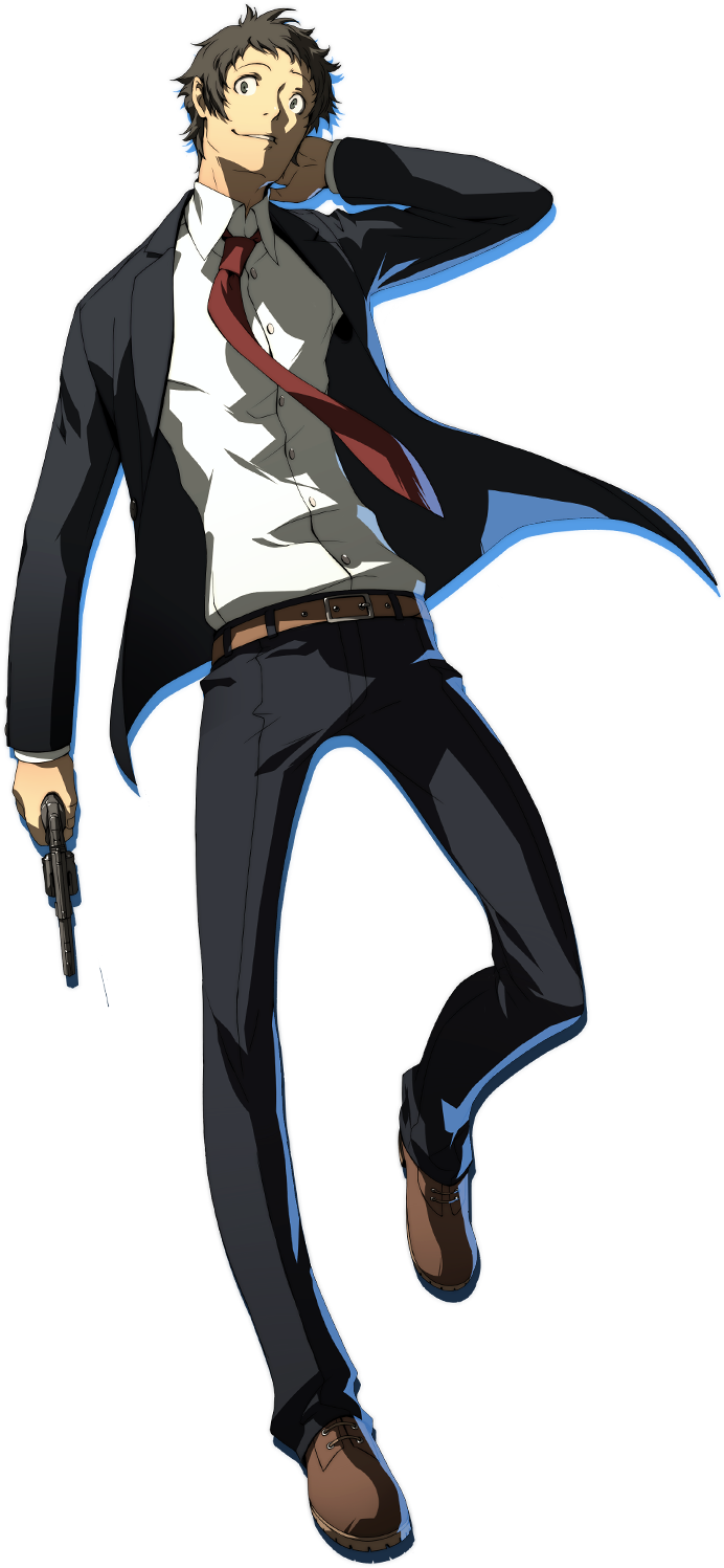 Persona drawing concept art. Http www atlus com