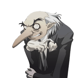 Persona drawing igor. Ask dear anonymous hm