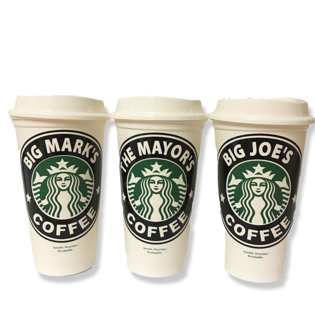 Personalized starbucks tumbler png. Gifts for male teachers