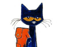 Pete the clipart. Cat best images on