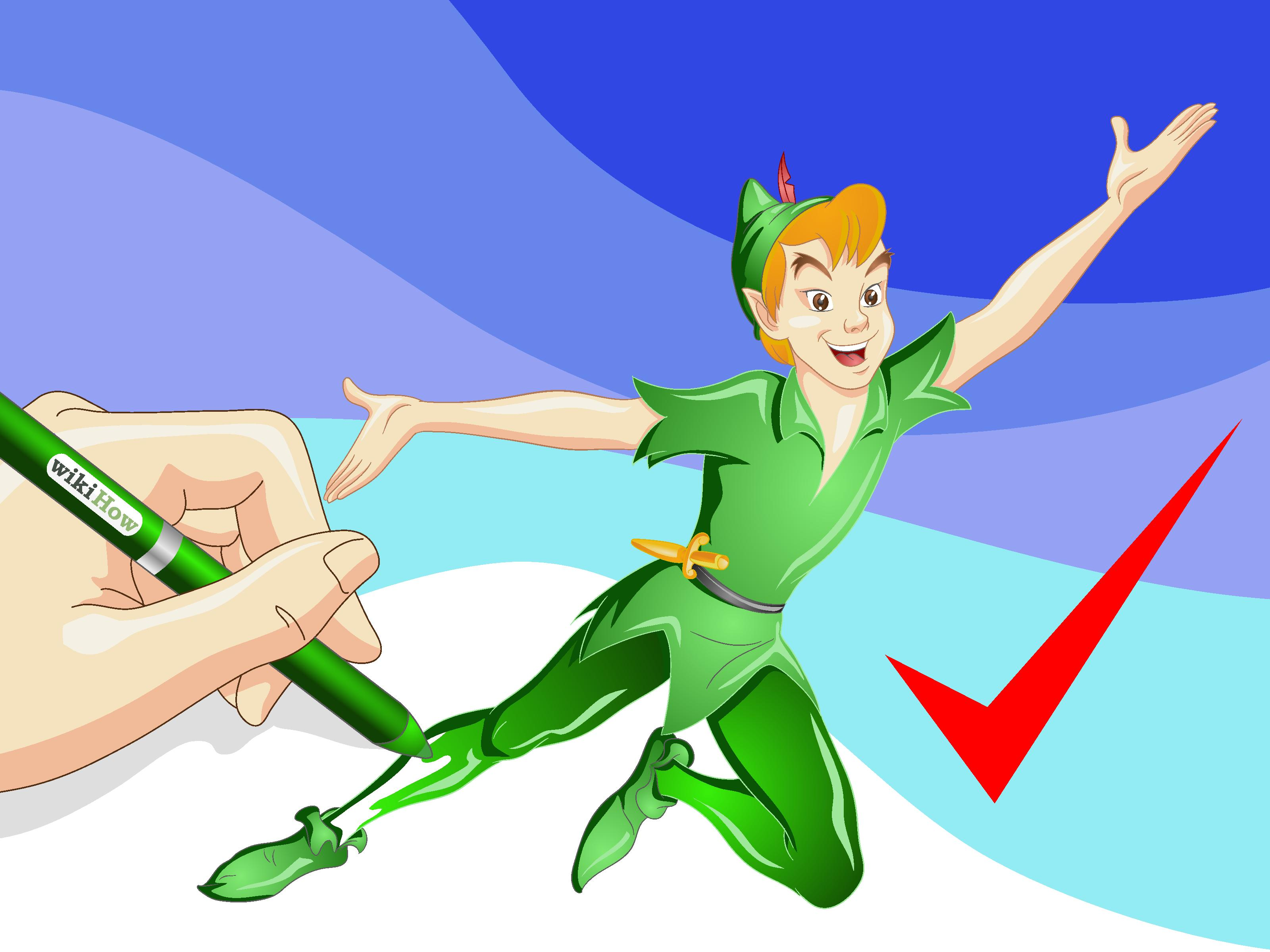 Pete the clipart peter pan. Drawing at getdrawings com
