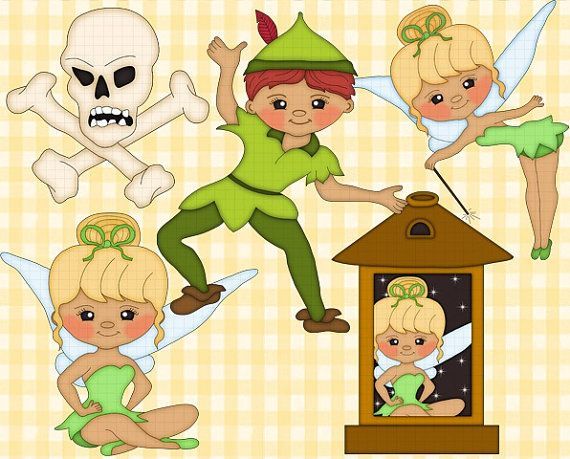 Pete the clipart peter pan. Best images on