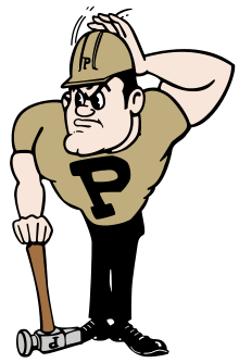 pete the clipart purdue