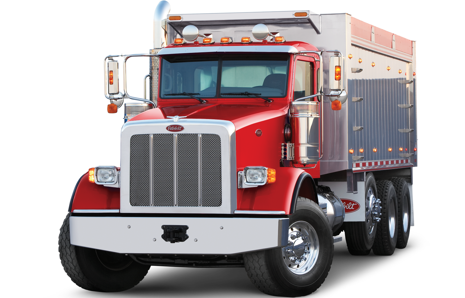 Peterbilt drawing art. Model