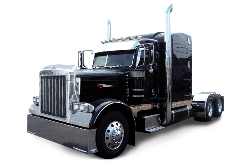 Peterbilt drawing custom. Truck accessories and products