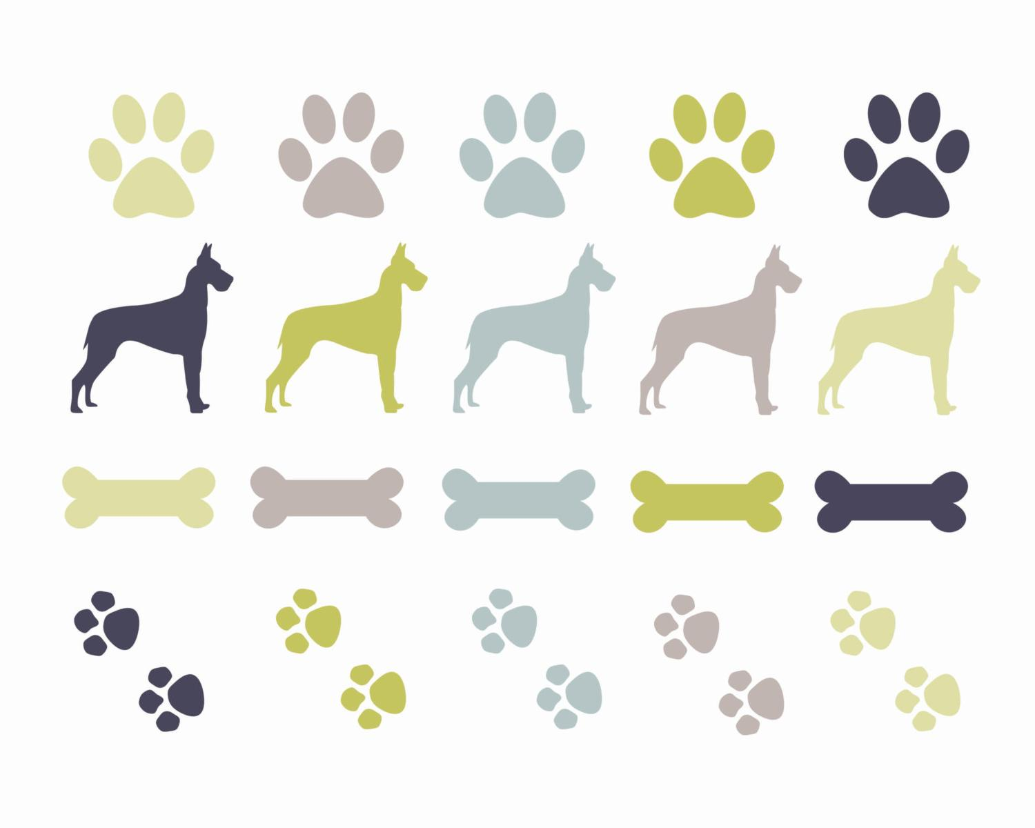 Pets clipart dogr. Best hd dog bone