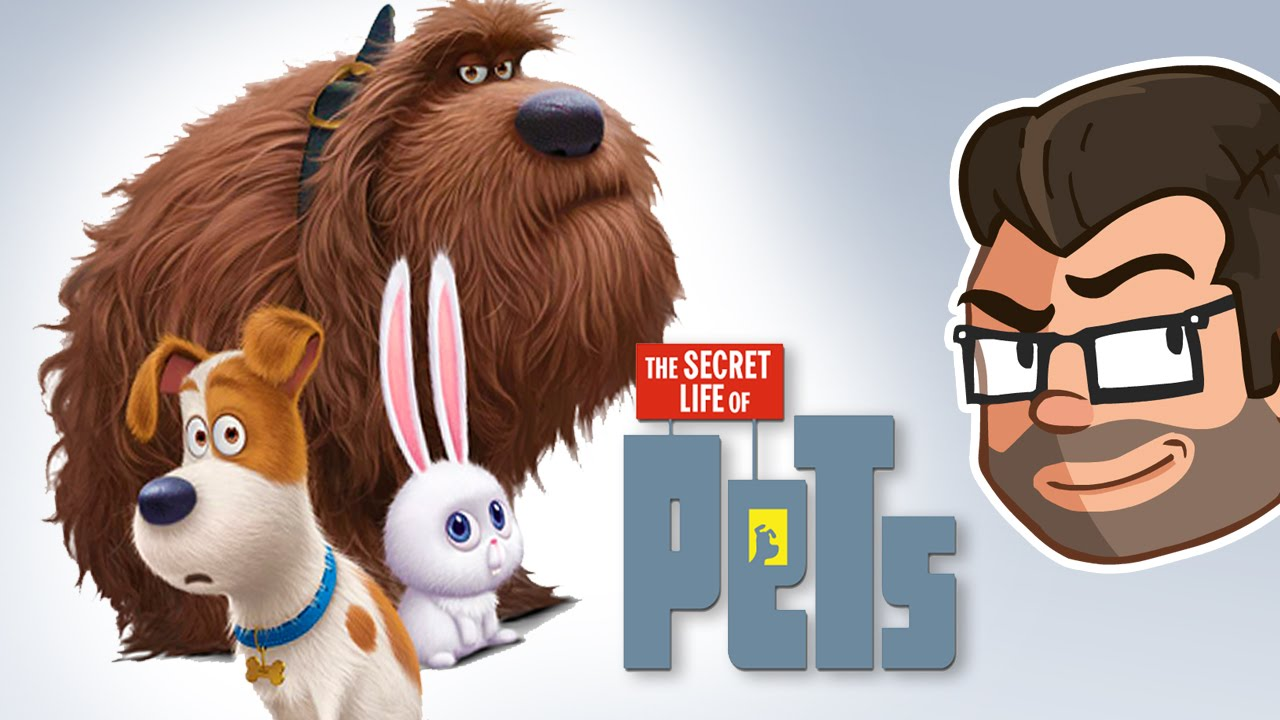 Pets clipart secret life pets. The of review youtube