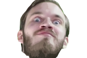 Pewdiepie png. Face image related wallpapers
