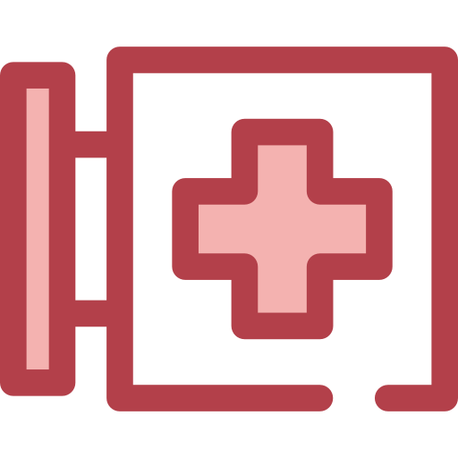 pharmacy drawing first aid