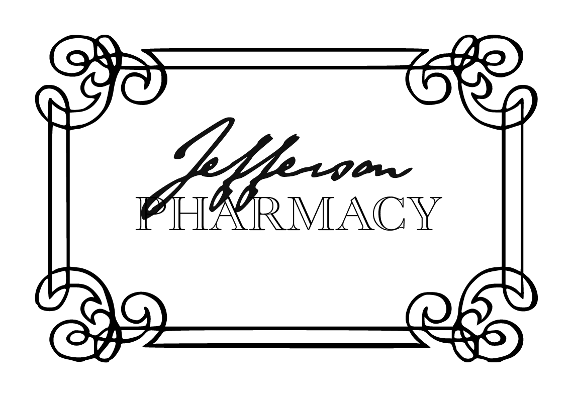 Pharmacy drawing store. Jefferson your local palmyra