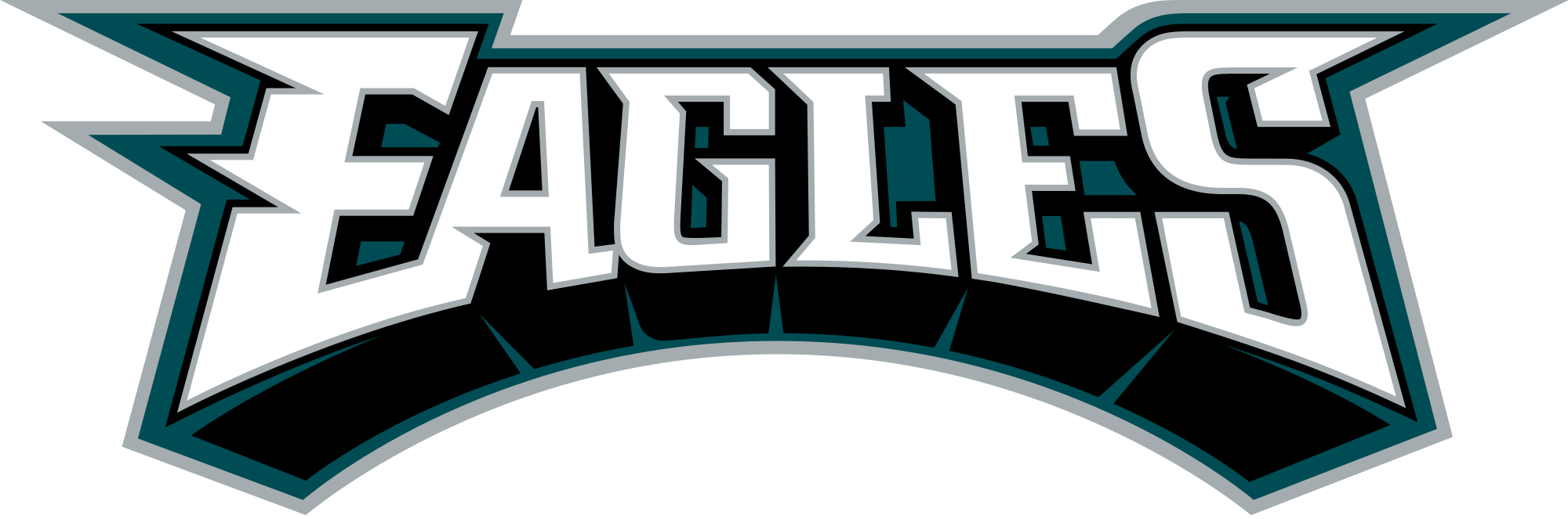 Redskins svg old. File philadelphia eagles wordmark