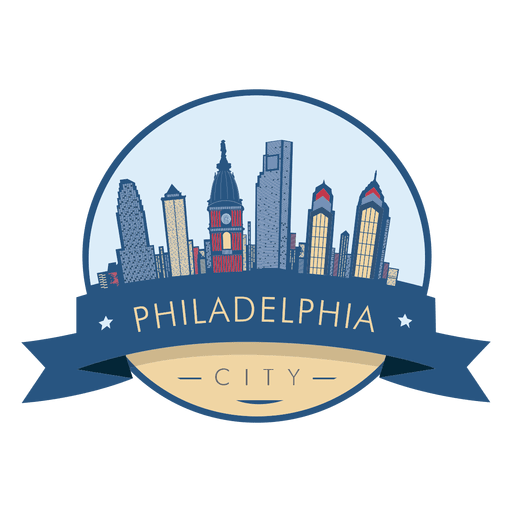 Maryland vector skyline. Philadelphia badge transparent png