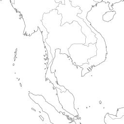 philippines drawing map