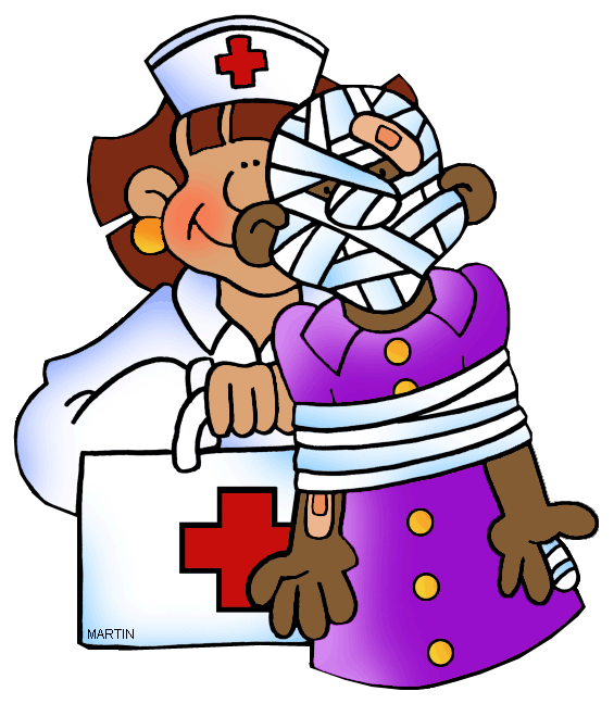 animal clipart nurse