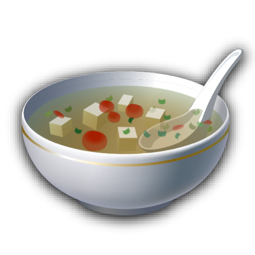 Pho vector food asia. Soup png file clipart