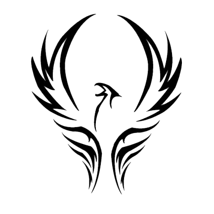 Phoenix clipart png. Collection of high