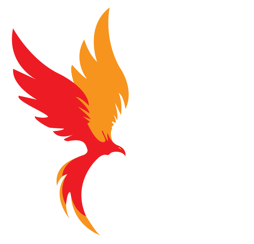 Phoenix png. Rise out the water